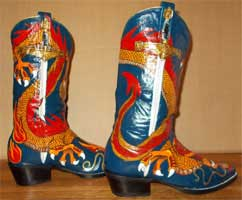 Dragon Boots R