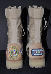 US ARMY Retiremt Boots
